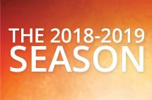 Announcing our 2018-2019 Season