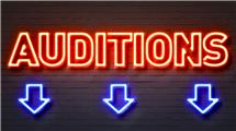 Auditions for The 25th Annual Putnam County Spelling Bee