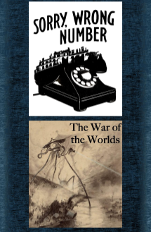Sorry, Wrong Number : War of the Worlds